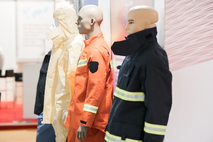Cinte Techtextil features a new Medical and Protective Zone (c) 2020 Messe Frankfurt