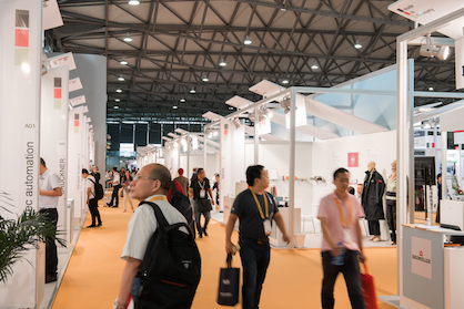 CINTE Techtextil is one of the very few textile fairs taking place this year due to COVID-19 pandemic (c) 2020 Messe Frankfurt