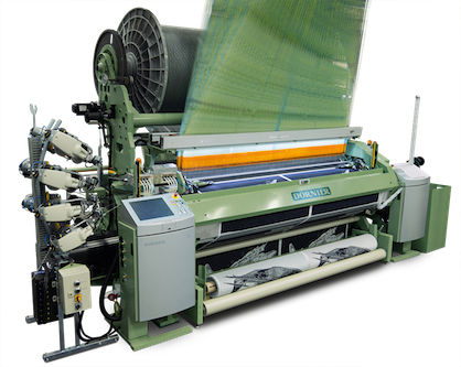 Traditional textile production in Turkey: In this country bridging Europe and Asia, terry hand towels and similar products are produced on the DORNIER ServoTerry® air-jet weaving machine (c) 2018 DORNIER