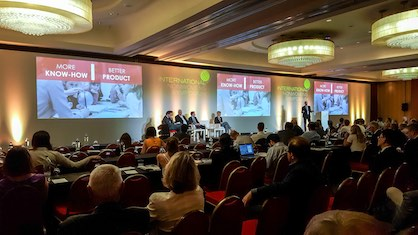 An excellent INS conference in Rome (c) EDANA