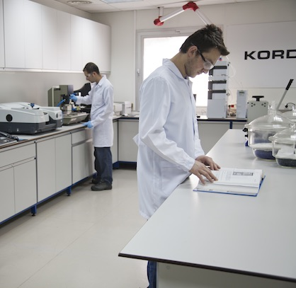 Kordsa is among the top 10 companies in the world with the number of patents issued in industrial textiles as of 2018 (c) 2018 Kordsa