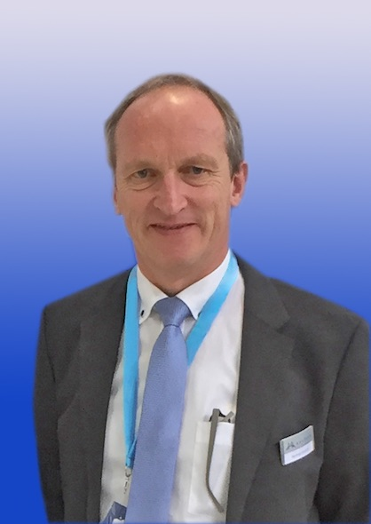 Monforts area sales manager Manfred Havenlith (c) 2019 Monforts