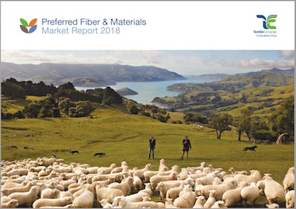 2018 Preferred Fiber & Materials Market Report (c) 2018 Textile Exchange
