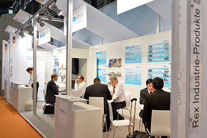 China is one of the biggest markets for DILO Group (c) 2018 Messe Frankfurt