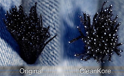 Archroma and CleanKore join forces to promote sustainable, cost-effective indigo dyeing process. (Photo: CleanKore)