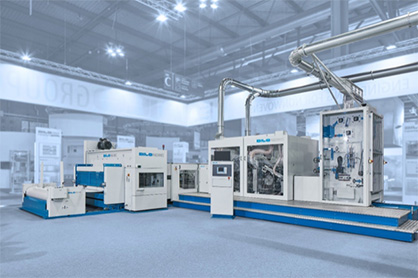 DCL Dilo Compact Line, working width 2.2 m (c) 2019 Dilo