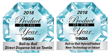 SGIA Products of the year 2018 (c) 2018 Durst<br />