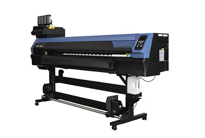 The newest addition in the 100 Series, the TS100-1600 © 2021 Mimaki