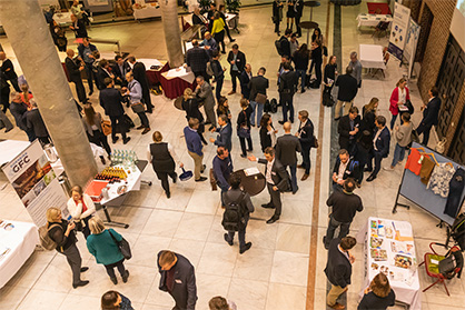 1st International Conference on Cellulose Fibres, Exhibition Hall Source: nova-Institut GmbH