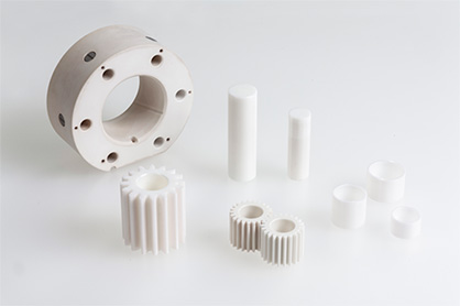 Pump components made from zirconium oxide ceramic are characterized by their particular lifespan. © 2020 Oerlikon